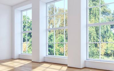 Feststehende Fenster