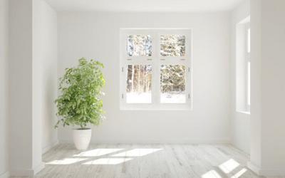 Fenster mit Oberlicht
