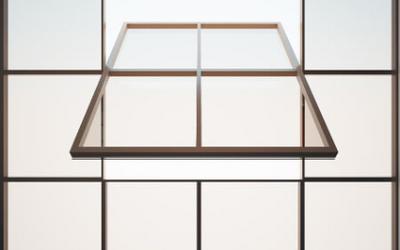 Schwingflügelfenster