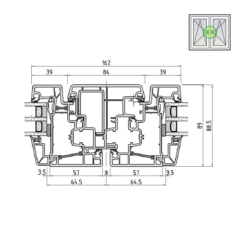 Ideal® Design Stulpdetail