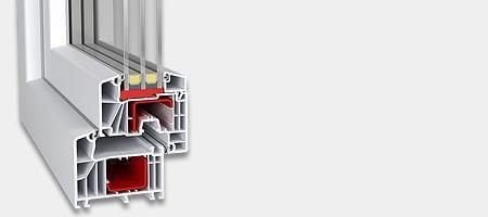 aluplast fenster aus kunststoff pvc g nstig online kaufen. Black Bedroom Furniture Sets. Home Design Ideas