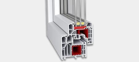 Turbo Aluplast Fenster aus Kunststoff & PVC günstig online kaufen IO95