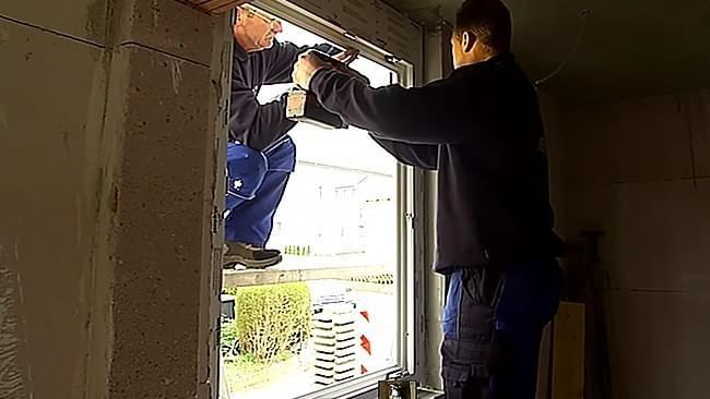 Video-Anleitung: Fenster Montage im Neubau, aber richtig!
