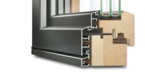 Balkontür ECO Idealu Classicline