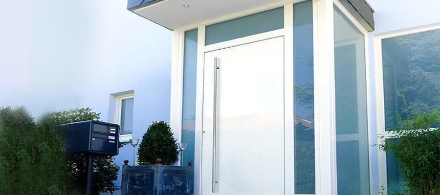 Eingangstüren glas  Eingangstüren mit Oberlicht zu günstigen Preisen kaufen