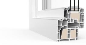 Balkontür aluplast energeto® 8000