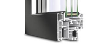 Balkontür aluplast energeto® view
