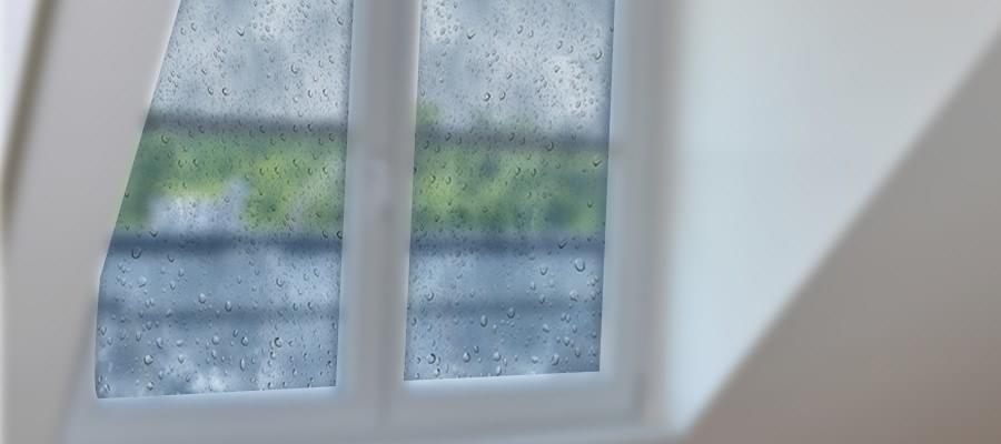 Fenster beschlagen von innen so bleiben fenster trocken for Bord de fenetre kite