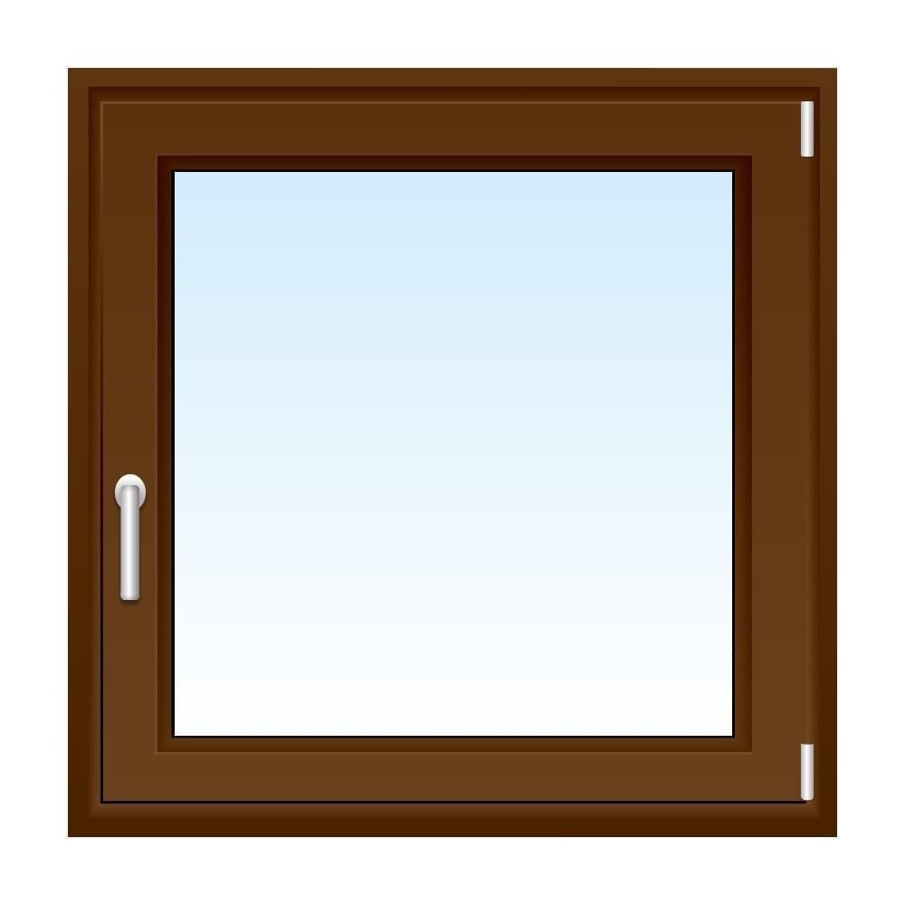 Fenster Braun