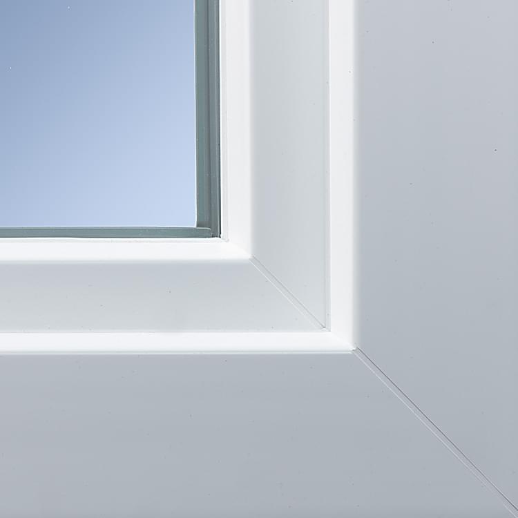Aluplast ideal 8000 premium profil system mit 6 kammern for Einfache kunststofffenster
