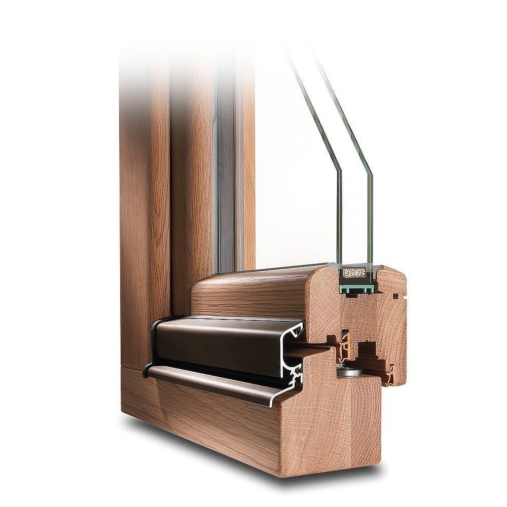 fenster eiche kaufen holzfenster mit vielen lasuren. Black Bedroom Furniture Sets. Home Design Ideas