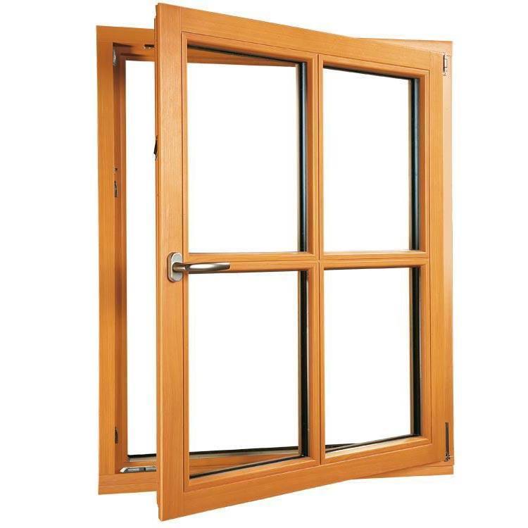 Holzfenster aus l rche kiefer oder meranti g nstig kaufen for Modernes haus mit holzfenster