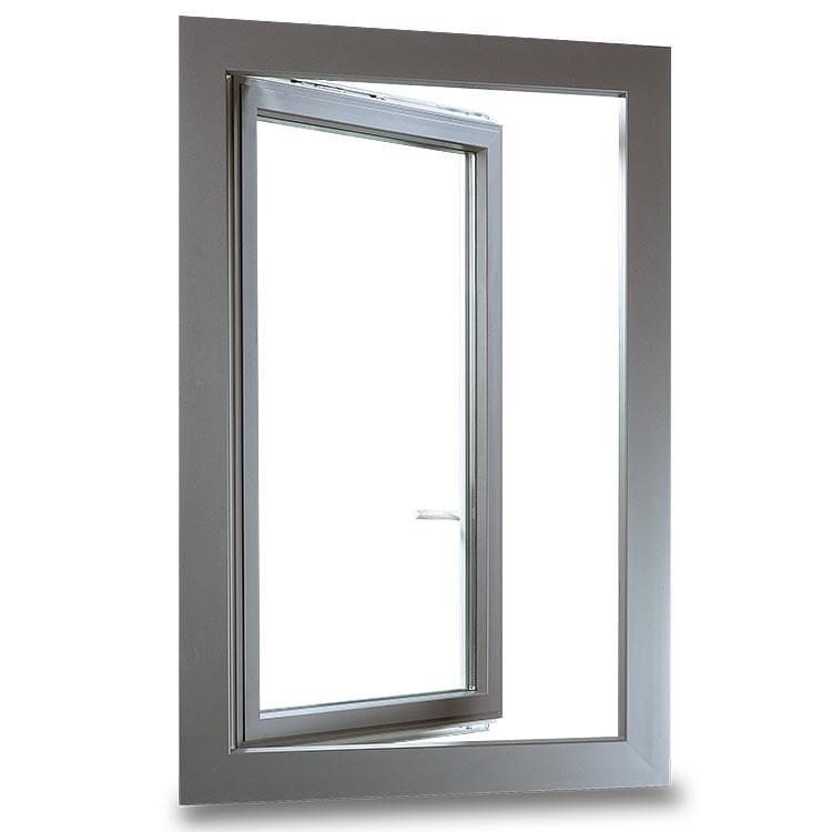 Aluplast twinset 8000 6 kammer kunststoff aluminium profil - Fenster uw wert ...