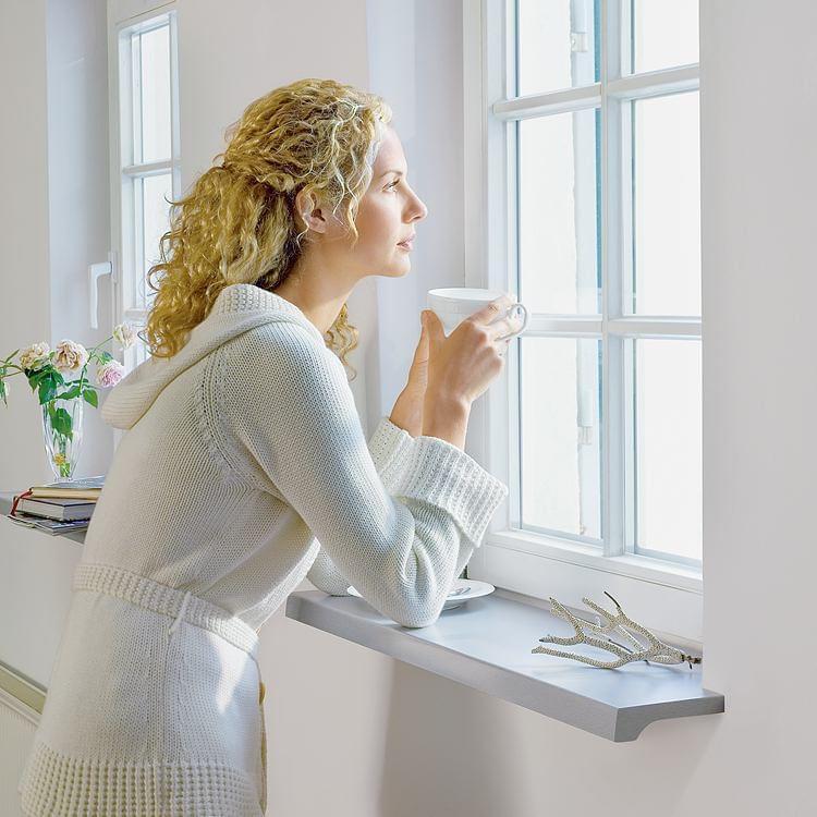 Fensterbänke innen » Werzalit Innenfensterbank kaufen