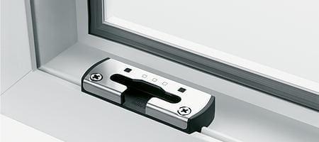 Fensterbeschl ge winkhaus fensterbeschlag activpilot for Fenster pilzkopf