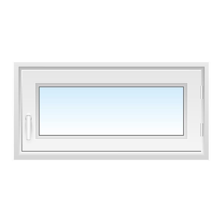 Fenster 100x50 cm