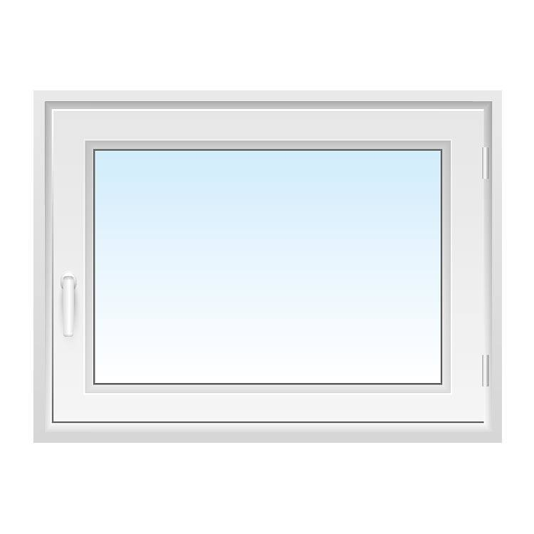 Fenster 100x75 cm