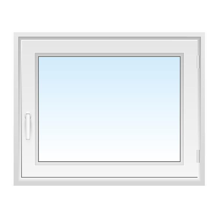 Fenster 100x90 cm
