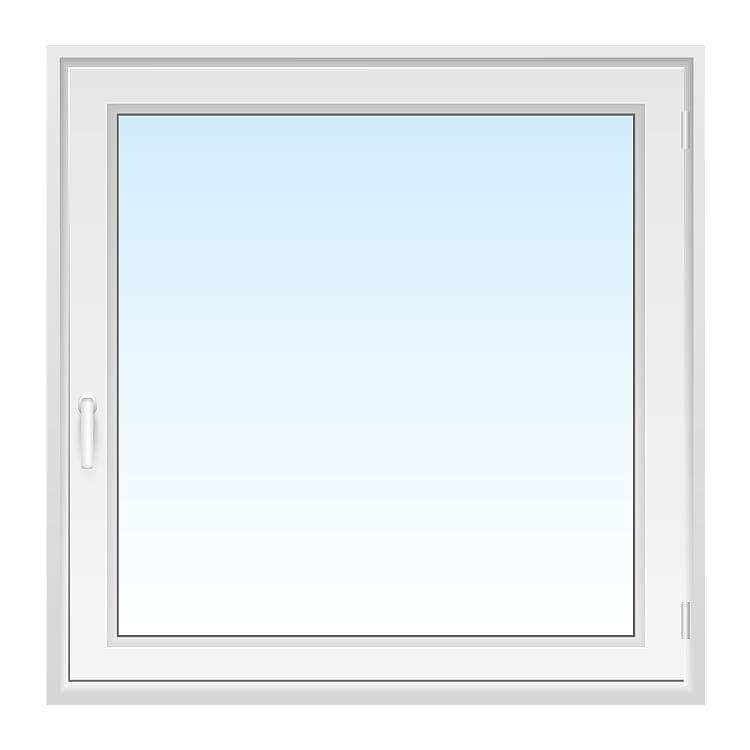 Fenster 120x120 cm