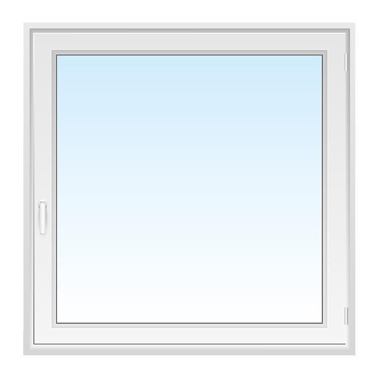 Fenster 130x130 cm