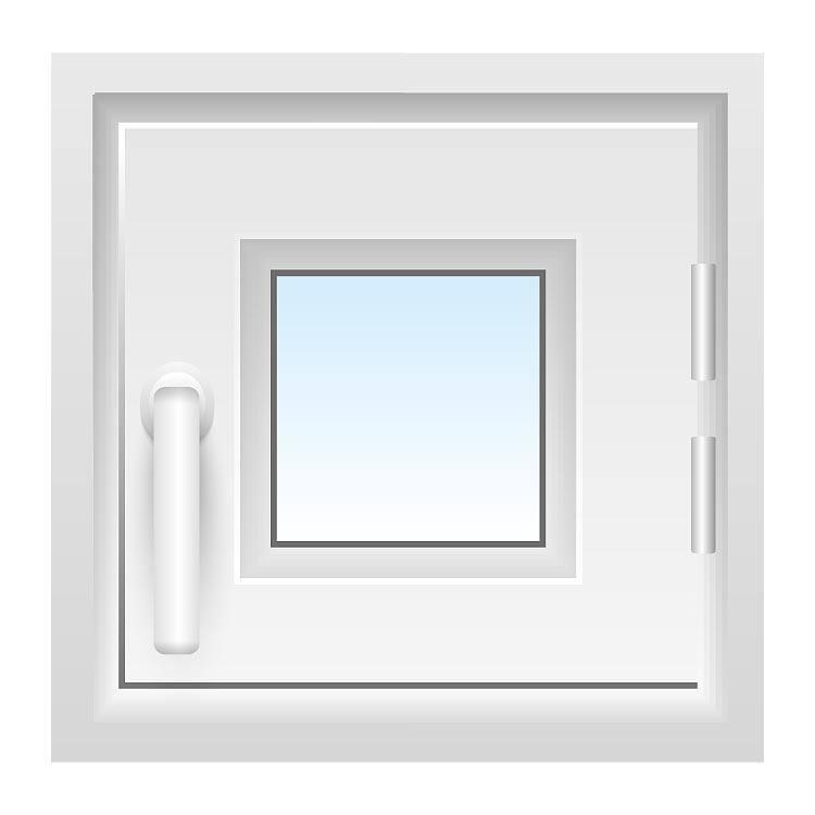 Fenster 30x30 cm