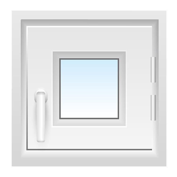 Hervorragend Fenstergrößen » Fenster in allen Größen bei fensterversand LW13