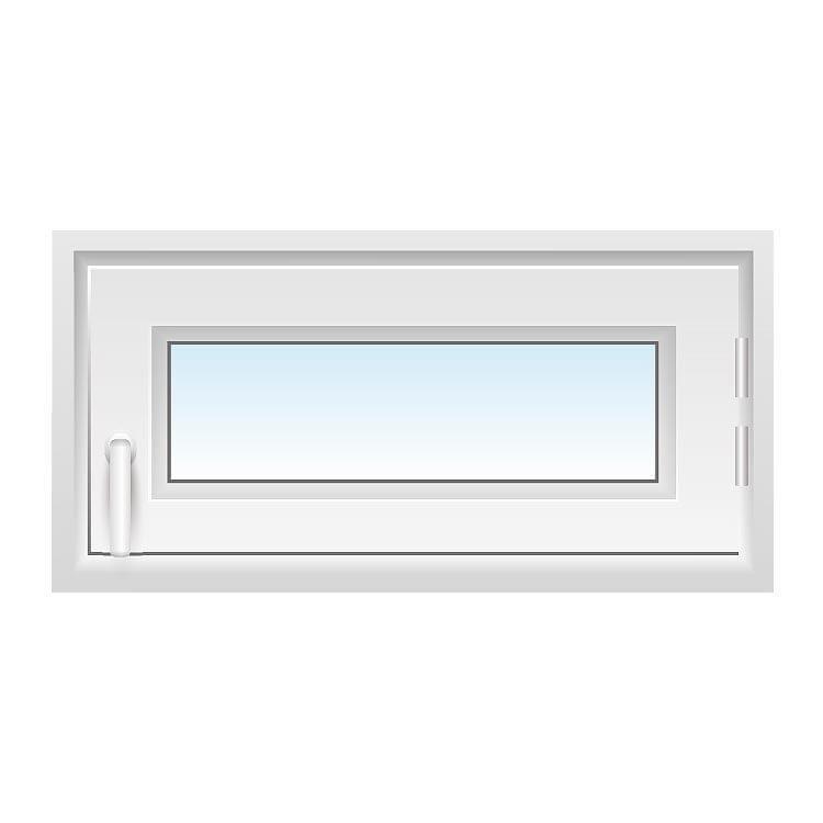 Fenster 80x40 cm