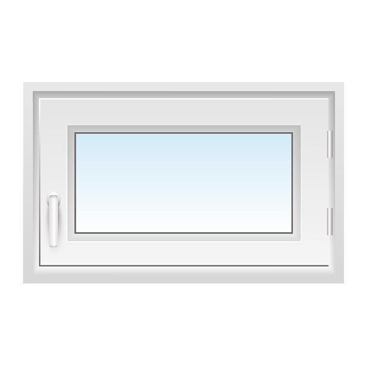 Fenster 80x50 cm