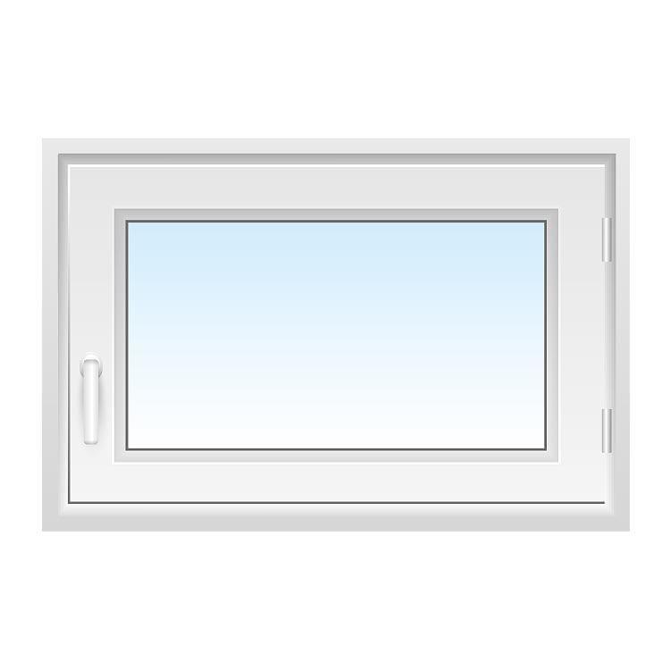 Fenster 90x60 cm