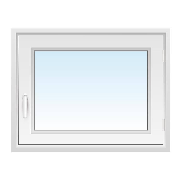 Fenster 90x70 cm