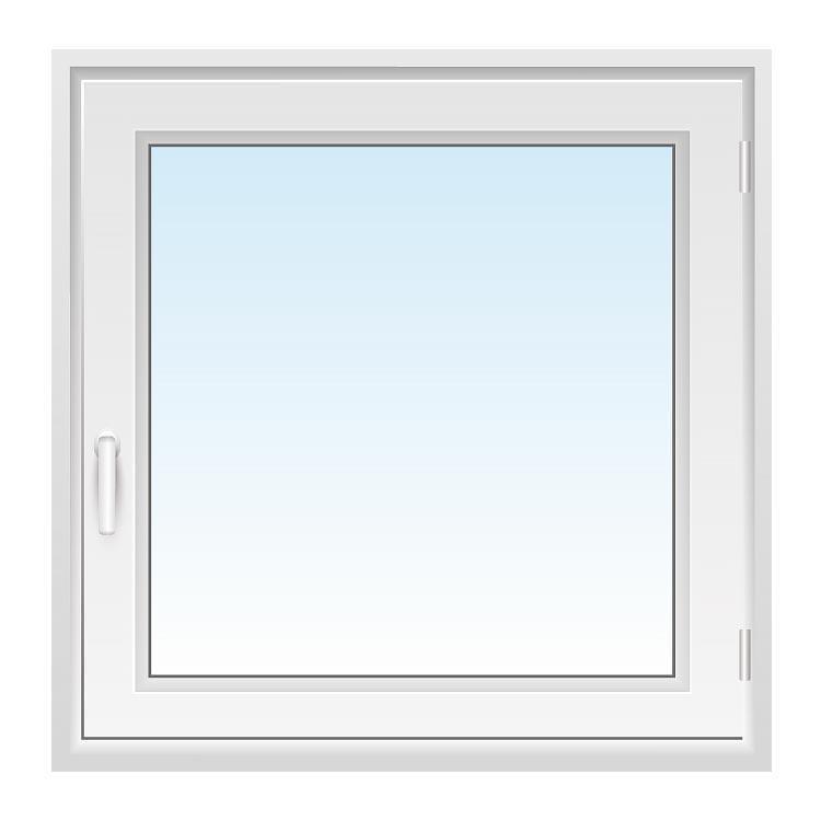 Fenster 95x95 cm