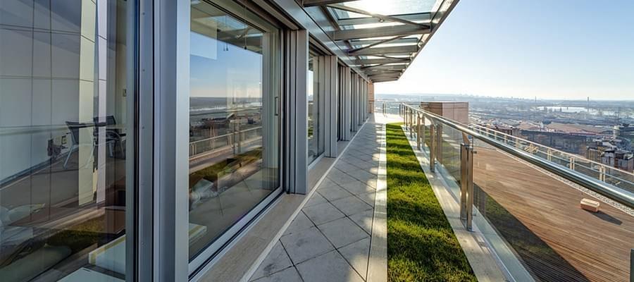 bug-Alutechnik: Profile für Holz und Holz-Aluminium Fenster