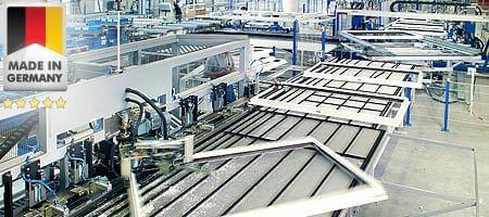 Fensterproduktion Deutschland
