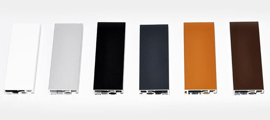 fliegengitter profile aus stranggepresstem aluminium. Black Bedroom Furniture Sets. Home Design Ideas