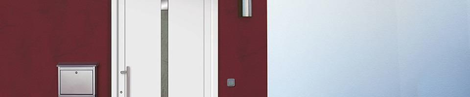 Weiße eingangstüren  Eingangstür Weiß zu günstigen Preisen online kaufen