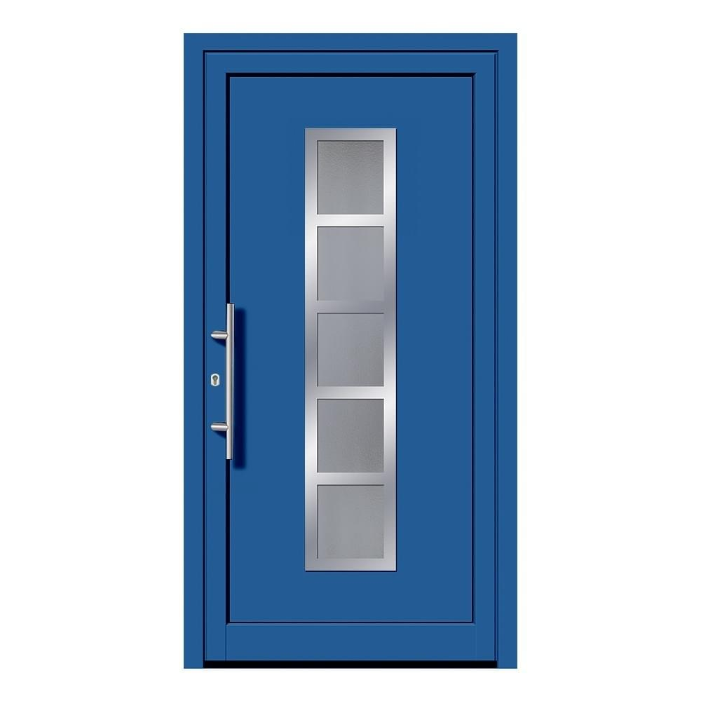 Top Haustür blau kaufen » Nebeneingangstüren in Blautönen JL25