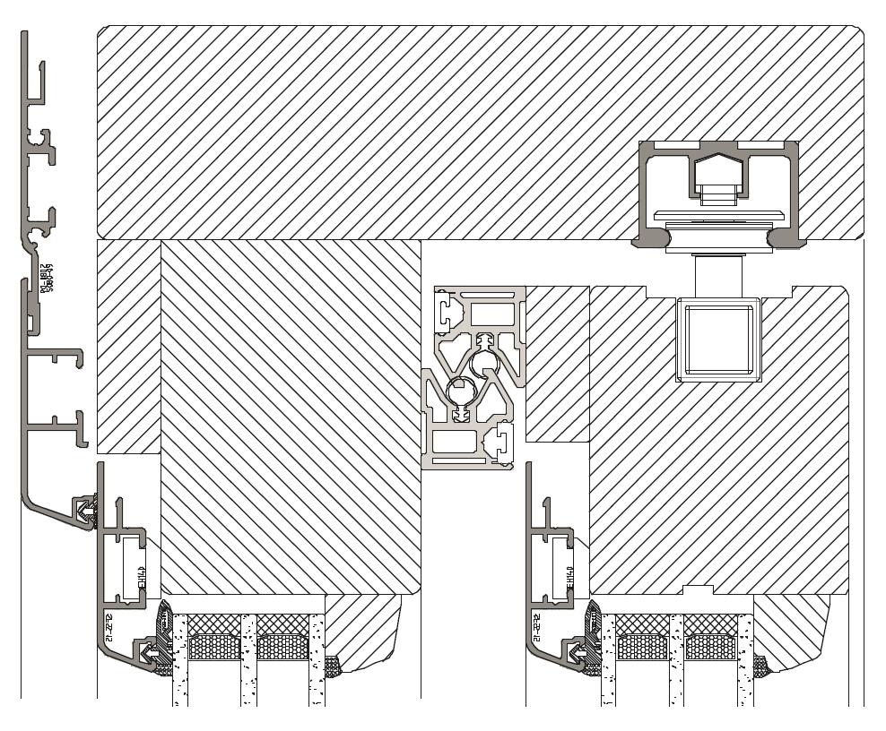 IDEALU IV 68 - Profilschnitt