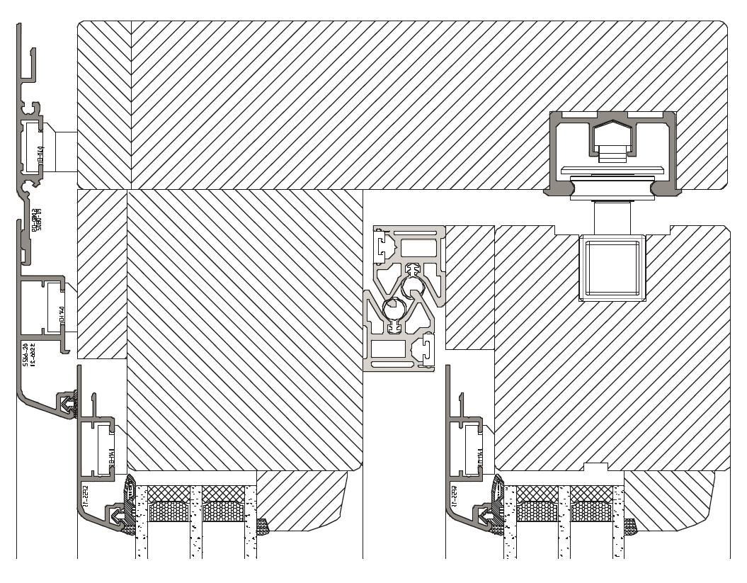 IDEALU IV 78 - Profilschnitt