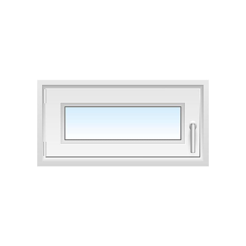 Kellerfenster 80x40 cm