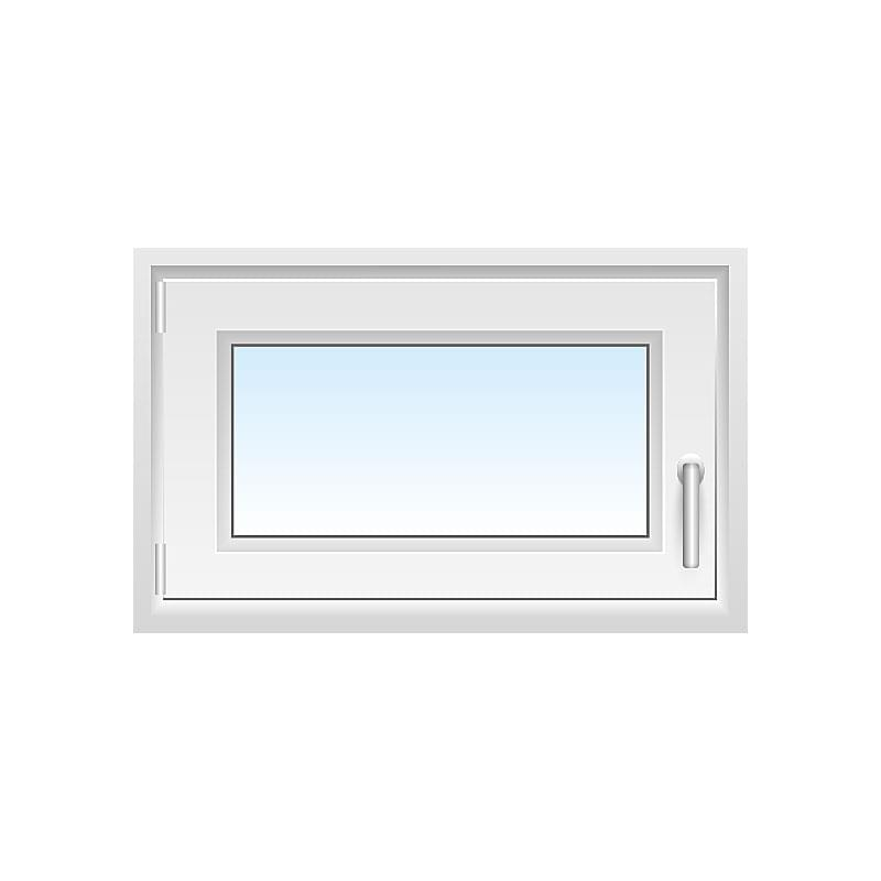 Kellerfenster 80x50 cm