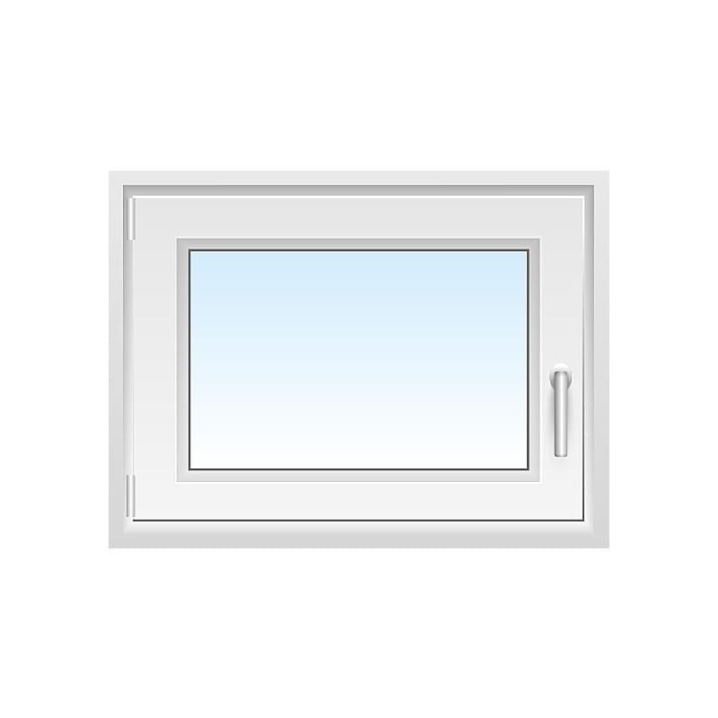 Kellerfenster 80x60 cm