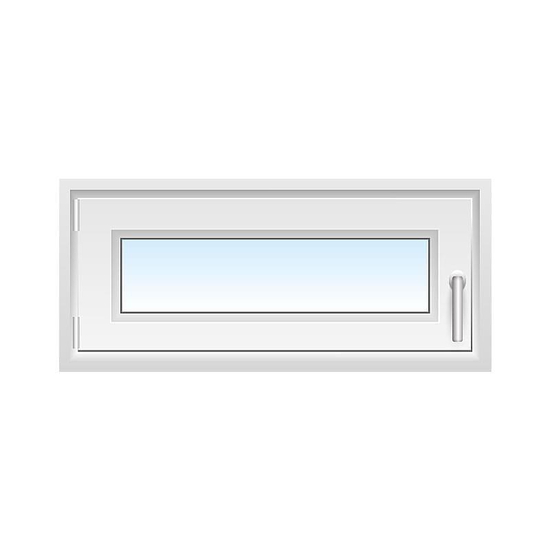 Kellerfenster 90x40 cm aus kunststoff g nstig kaufen for Fenster 90x40