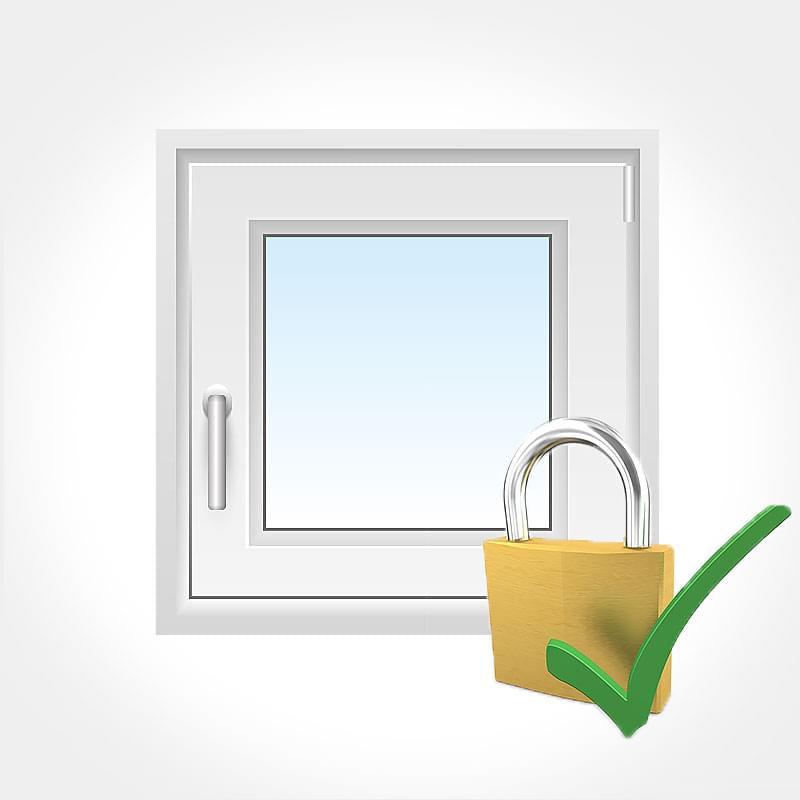 Extrem Kellerfenster sichern » einbruchsichere Kellerfenster JT39