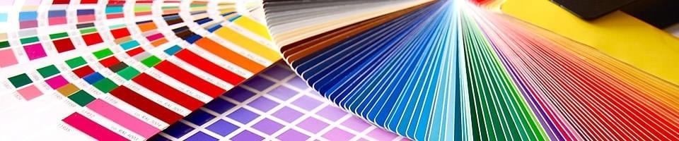 Farbaushwahl für Kunststoff Haustüren