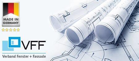 """Kunststofffenster Herstellernachweis - Qualität """"Made in Germany"""""""