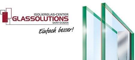 Verglasung für Kunststofffenster
