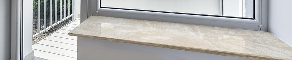 Marmor fensterbank innen und au en auf ma online kaufen - Fensterbank innen ausbauen ...