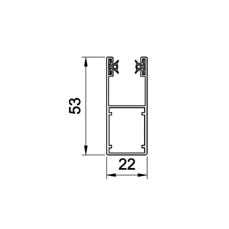 alu rolladen einbruchssicher mit eloxierter oberfl che. Black Bedroom Furniture Sets. Home Design Ideas