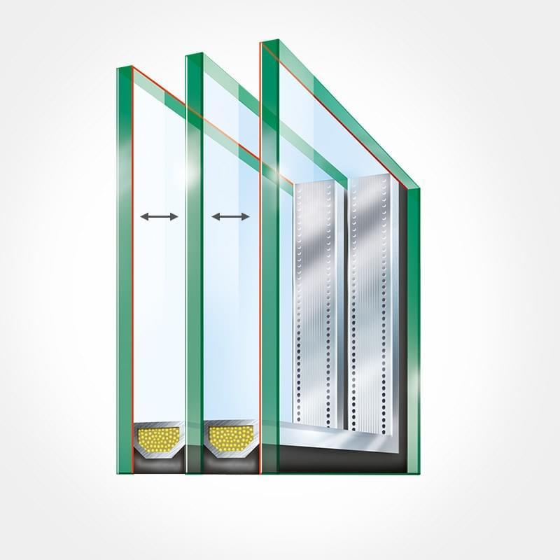 scheibenzwischenraum abstand zwischen isolierglasscheiben. Black Bedroom Furniture Sets. Home Design Ideas