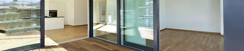 Schiebetür außenbereich  Balkonschiebetür aus Kunststoff oder Holz günstig kaufen